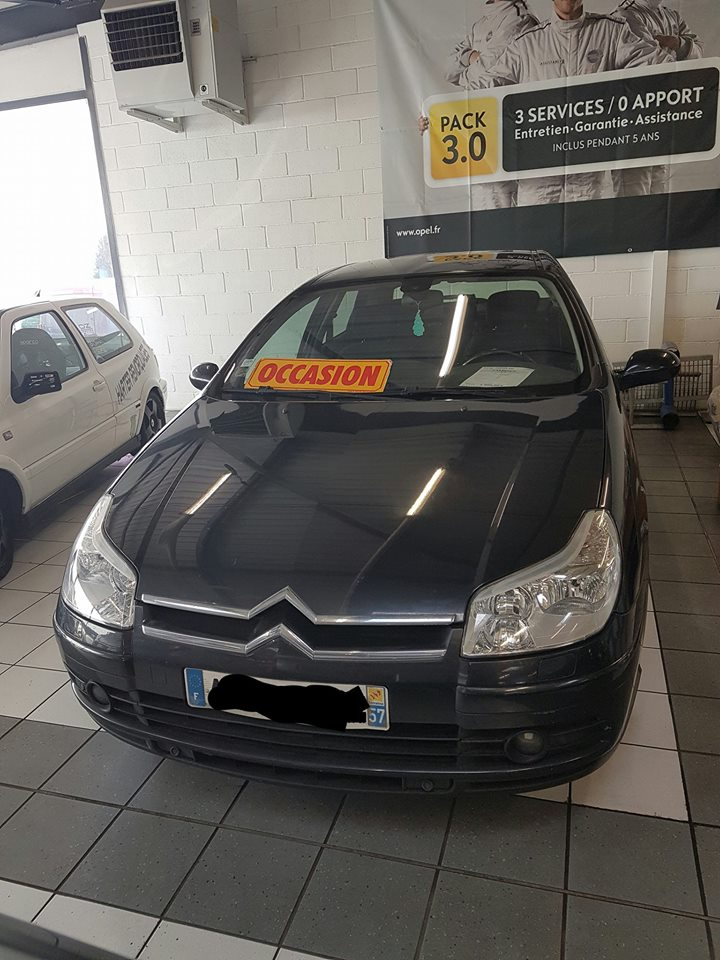 Voitures d occasion r vis es au garage auto marly pr s for Garage renault marly 59770